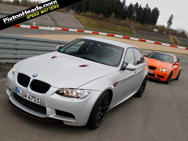 Driven (briefly): BMW M3 CRT | PistonHeads
