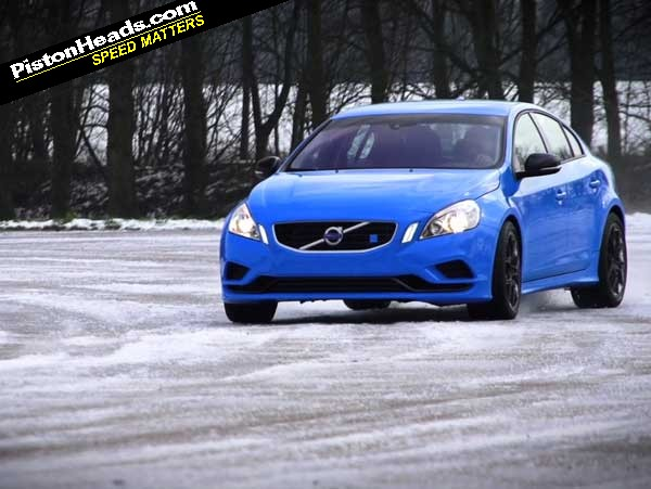 RE: Chris Harris video: fast Volvos - Page 1 - General Ging ...