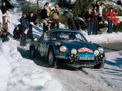 Alpine has a long history with the Monte