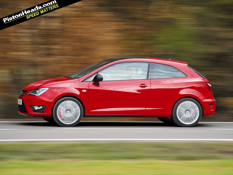 re: driven: seat ibiza cupra - page 1 - general gassing - pistonheads