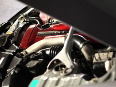 Famously tuneable RB26DETT engine