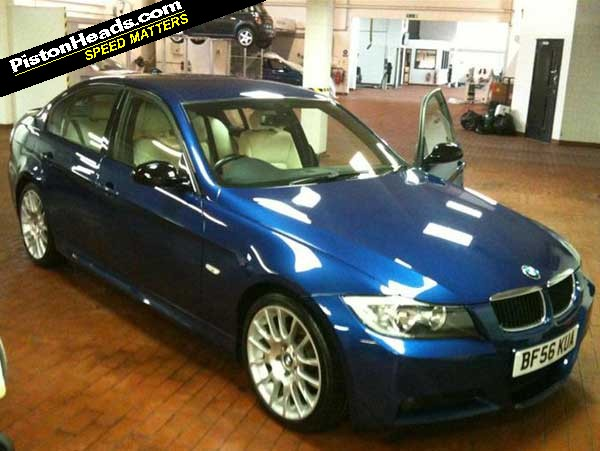 RE: Spotted: BMW 320Si - Page 1 - General Gassing - PistonHeads