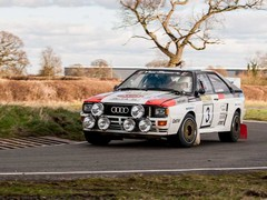 Audi fan Hanlon gathered fellow Group B owners