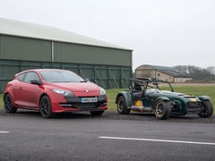 Renault parts + Caterham expertise = ?