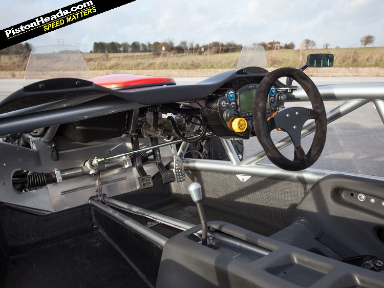 RE: Driven: Ariel Atom 3.5 supercharged - Page 1 - General Gassing ...