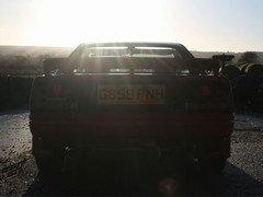 Time to let the sun go down on the MR2?