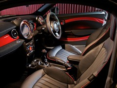 Interior's still the same as the hatch