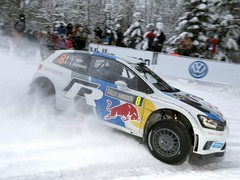 Ogier looked strong all weekend