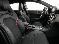Fancy seats included on standard £36K spec