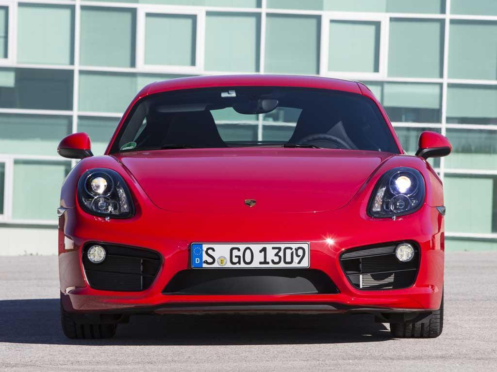 Detail changes differentiate Cayman from Boxster