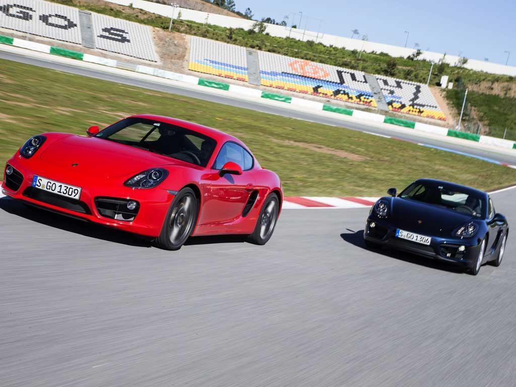 Either Cayman will prove beguiling to drive