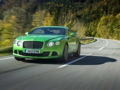 Bentleys will get greener in more than just paint