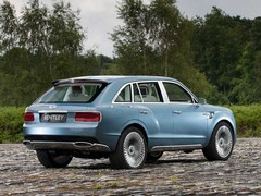 Revised Flying Spur first, EXP 9 F to follow