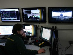 Virtual laps on F1 simulator part of the process