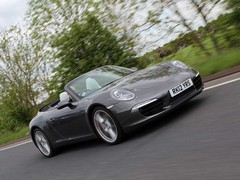 911 cabrio is obvious rival but starts at �82K