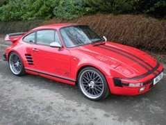 Ruf's 80s heyday - yours for £70K