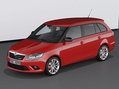 Fabia vRS is the sleeper of the bunch