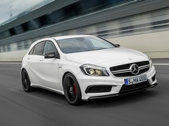 Drivetrain will be shared with A45 AMG