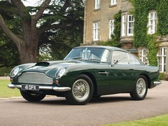 DB4 will be part of the classic stable
