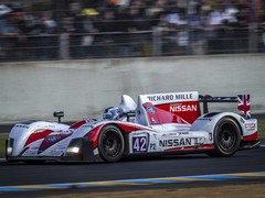 A third of Le Mans runners are Nissan powered