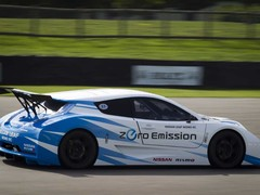 Nismo Leaf previewed electric ambitions