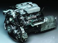 XKR's supercharged V8 offered huge grunt