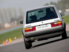 Over a quarter of Mk1 Golf sales were GTIs
