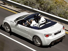 Drop-top GT-86 will look like this. Almost.