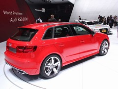 300hp for five-door Sportback version of new S3