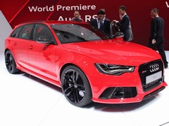 New RS6 has 'downsized' to twin-turbo V8