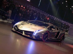 Its cover blown, the Veneno is now officially official