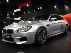 M6 Gran Coupe still looks as good as ever
