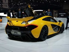 McLaren says its aero is more advanced