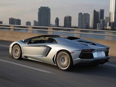 Roadster should boost strong Aventador sales