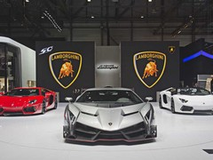 Has Lambo lost its way? Chris fears so