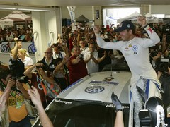 Win gives Ogier a comfortable lead