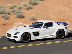 Like the SLS GT3? Actually more powerful...