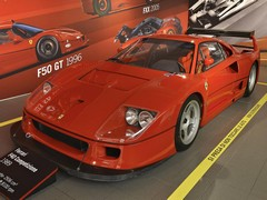 F40 Competizione will be one of many on show