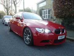Perhaps the last-ever M3 Coupe - yours for £20k
