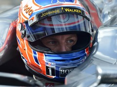 Button now No.1 at McLaren