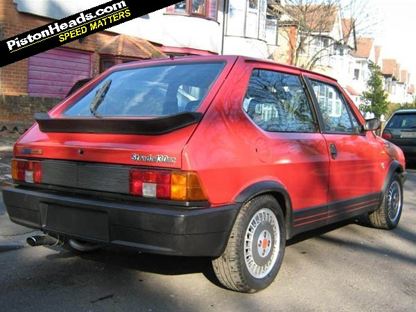 Fiat Strada Abarth 130tc You Know You Want To Pistonheads
