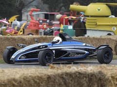 FF1 to make UK debut at Goodwood