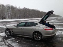Panamera Diesel a fantastic all-rounder