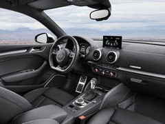 Interior also shared with stock A3/S3