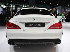 Squint hard and it could be a CLS63...