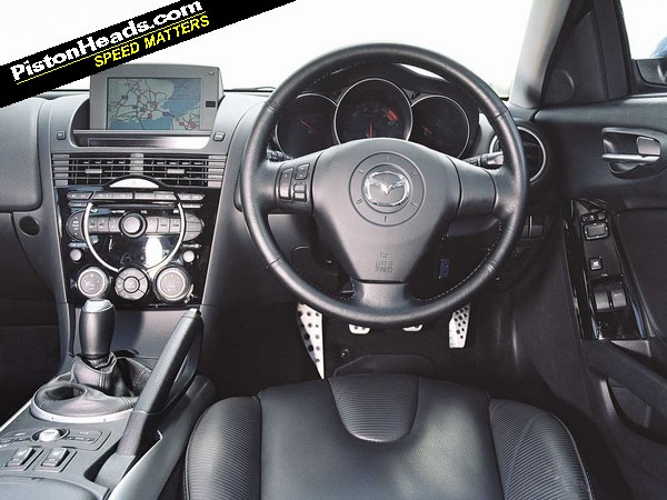 Mazda RX-8 buying guide: interior | PistonHeads