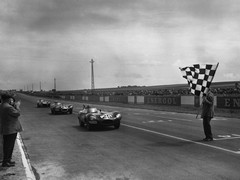 Reims, 1956: Hamilton and Bueb win