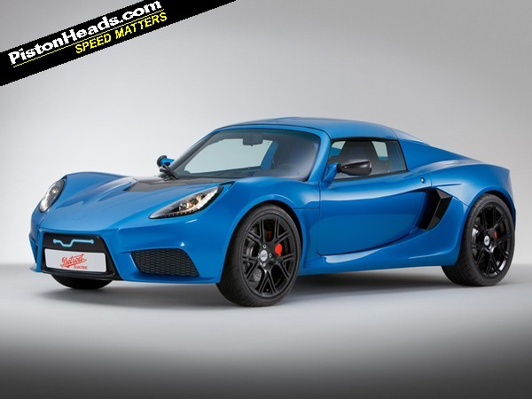 Electric Start Up Detroit Has Finally Revealed Its First Product The Sp 01 A Two Seat Roadster Based On Lotus Elise