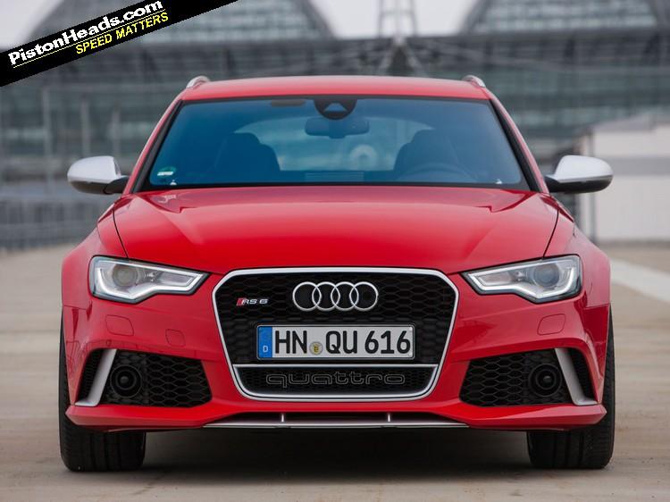 Audi RS6 Avant: Driven | PistonHeads UK