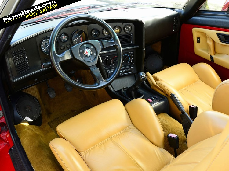 re alfa romeo sz tell me i 39 m wrong page 1 general gassing pistonheads. Black Bedroom Furniture Sets. Home Design Ideas